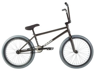 "Fit Bike Co. ""Long"" 2019 BMX Bike - Trans Black"
