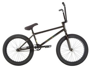 "Fit Bike Co. ""Mac Man"" 2019 BMX Bike - Pac Black"