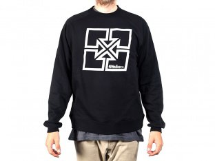"Fit Bike Co. ""Old Key"" Pullover - Black"