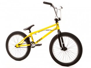 "Fit Bike Co. ""PRK"" 2017 BMX Rad - Gloss Yellow"