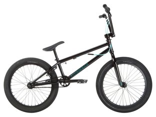 "Fit Bike Co. ""PRK"" 2019 BMX Rad - Gloss Black"