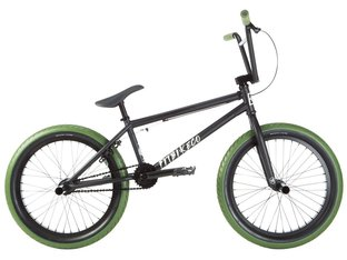 "Fit Bike Co. ""STR"" 2019 BMX Bike - Flat Black"