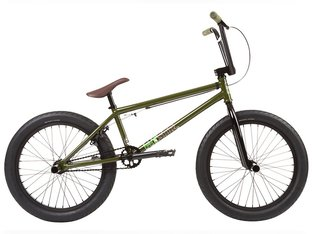 "Fit Bike Co. ""STR XL"" 2020 BMX Rad - Gloss Army Green"