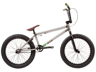 "Fit Bike Co. ""STR XL"" 2020 BMX Rad - Gloss Clear Raw"