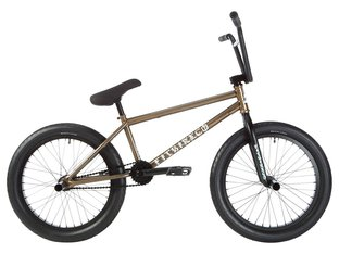 "Fit Bike Co. ""STR Yumi FC"" 2019 BMX Bike - Trans Gold 