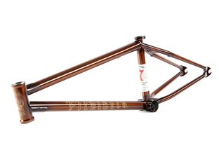 "Fit Bike Co. ""Scumbag"" 2020 BMX Frame - Trans Brown"