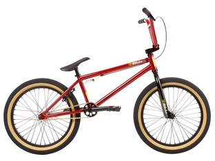 "Fit Bike Co. ""Series One"" 2020 BMX Rad - Burgundy"