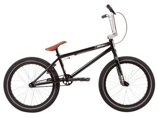 "Fit Bike Co. ""Series One"" 2020 BMX Rad - Gloss Black"