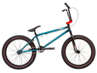 "Fit Bike Co. ""Series One"" 2020 BMX Rad - Trans Teal"