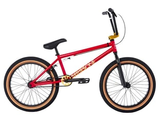 "Fit Bike Co. ""Series One"" 2021 BMX Rad - Gloss Red"