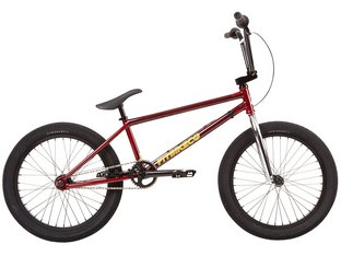 "Fit Bike Co. ""TRL"" 2020 BMX Rad - Trans Red"