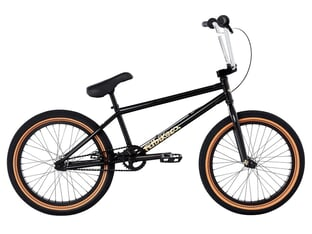 "Fit Bike Co. ""TRL XL"" 2021 BMX Rad -  Gloss Black"