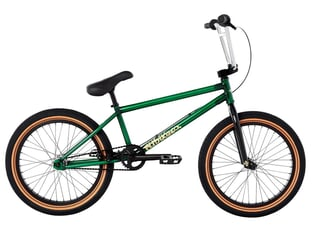 "Fit Bike Co. ""TRL XL"" 2021 BMX Bike - Trans Green"