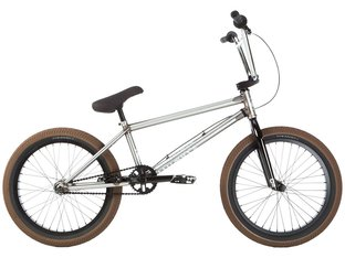"Fit Bike Co. ""TRL Harti"" 2019 BMX Bike - Matte Clear"