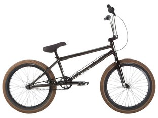 "Fit Bike Co. ""TRL Harti"" 2019 BMX Bike - Trans Black"
