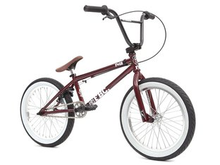 "Fit Bike Co. ""18"" 2016 BMX Rad - 18 Zoll / Trans Oxblood"