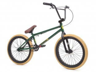"Fit Bike Co. ""Conway 1"" 2016 BMX Rad - Trans Green"
