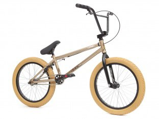 "Fit Bike Co. ""Long 1"" 2016 BMX Rad - Trans Gold"