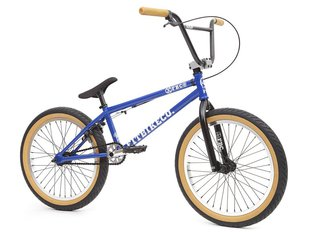"Fit Bike Co. ""Pledge"" 2016 BMX Rad - Royal Blue"