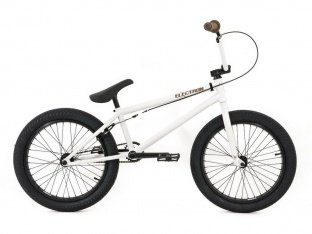 "Flybikes ""Electron"" 2016 BMX Rad - Flat Dirty White / LHD"