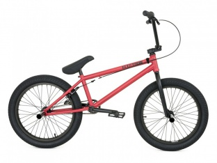 "Flybikes ""Electron"" 2017 BMX Rad - Flat Red 