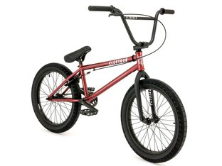 "Flybikes ""Electron"" 2019 BMX Bike - Metallic Red 