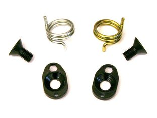 "Demolition ""Vulcan"" Brake Plate, Spring + Screws Set"