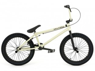 "Flybikes ""Neutron"" 2018 BMX Bike - Flat Tan 