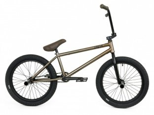 "Flybikes ""Omega"" 2017 BMX Rad - Gloss Brown 