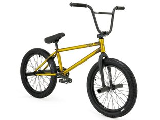 "Flybikes ""Omega"" 2019 BMX Rad - Flat Trans Gold 