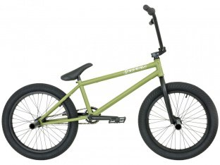"Flybikes ""Orion"" 2017 BMX Rad - Flat Olive 