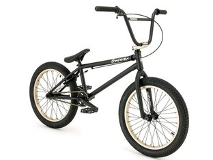 "Flybikes ""Orion"" 2019 BMX Bike - Flat Black 