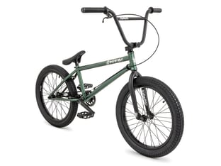 "Flybikes ""Orion"" 2021 BMX Bike - Flat Metallic Green 