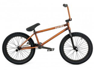 "Flybikes ""Proton"" 2018 BMX Bike - Trans Orange 