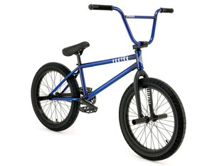 "Flybikes ""Proton FC"" 2019 BMX Rad - Gloss Trans Blue 