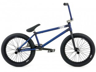 "Flybikes ""Sion"" 2018 BMX Rad - Trans Blue 