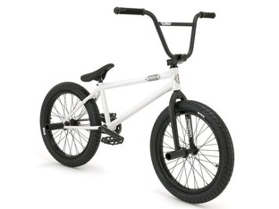 "Flybikes ""Sion"" 2019 BMX Rad - Pearl White 