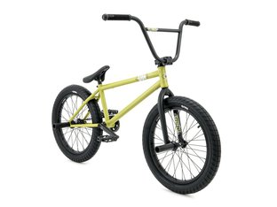 "Flybikes ""Sion"" 2020 BMX Rad - Sulfur Yellow 