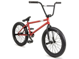 "Flybikes ""Sion"" 2021 BMX Rad - Flat Metallic Red 