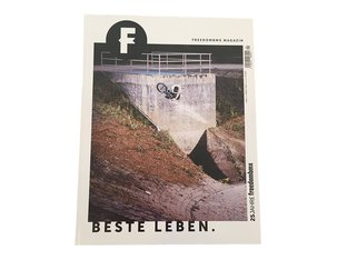 "FreedomBMX ""25 Years Issue #124"" BMX Magazine"