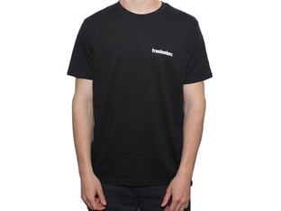"FreedomBMX ""Logo"" T-Shirt - Black"