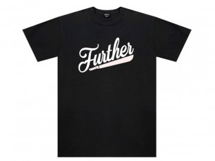 "Further Brand ""Machete"" T-Shirt - Black"