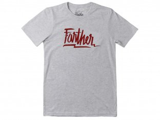 "Further Brand ""Shock"" T-Shirt - Heather Grey"
