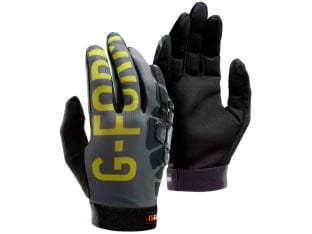 "G-Form ""Sorata Trail"" Gloves - Black/Yellow"