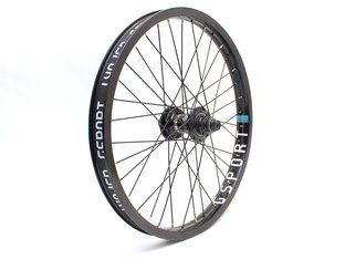 "G-Sport BMX ""Ribcage X Clutch V2"" Freecoaster Rear Wheel"
