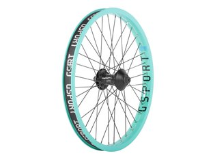 "G-Sport BMX ""Roloway X Ribcage"" Front Wheel"