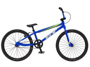 "GT Bikes ""Mach One Expert"" 2019 BMX Race Rad - Blue"
