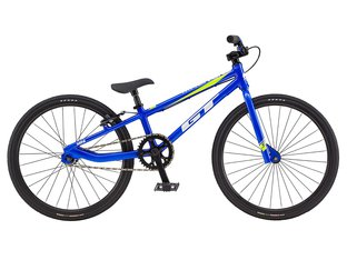 "GT Bikes ""Mach One Mini"" 2019 BMX Race Rad - Blue"