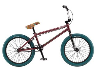 "GT Bikes ""Performer"" 2019 BMX Rad - Red / Green"