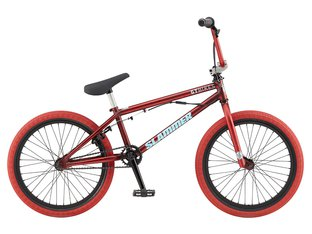 "GT Bikes ""Slammer"" 2019 BMX Bike - Red"
